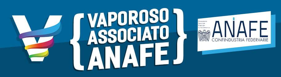 Vaporoso entra nell'associazione Anafe
