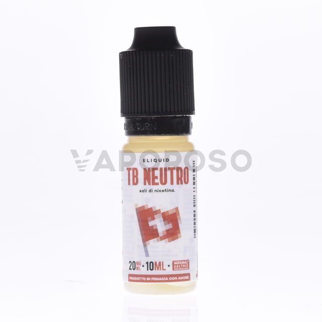 Liquido FUU Prime Tabacco Neutro
