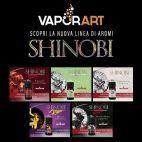 Aromi Concentrati Vaporart Shinobi