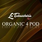 Aromi La Tabaccheria Organic 4 Pod
