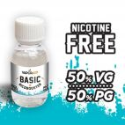 Liquido Base Vaporart BASIC 50/50