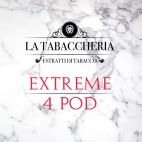 Aromi Scomposti La Tabaccheria Extreme 4 Pod