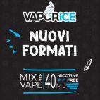 Liquidi VAPORICE Mix and Vape by Vaporart 40ml