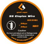 GeekVape Stainless Steel Clapton