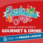 Aromi Gourmet & Drink Ready To Mix
