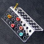 Stand Espositore per Drip-Tip 510 e 810 - 48 fori