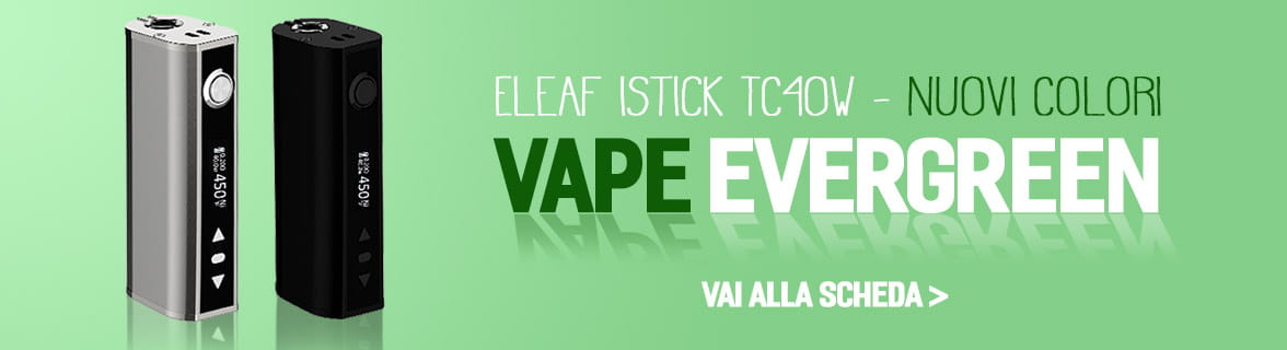 Eleaf iStick TC40W sigaretta elettronica