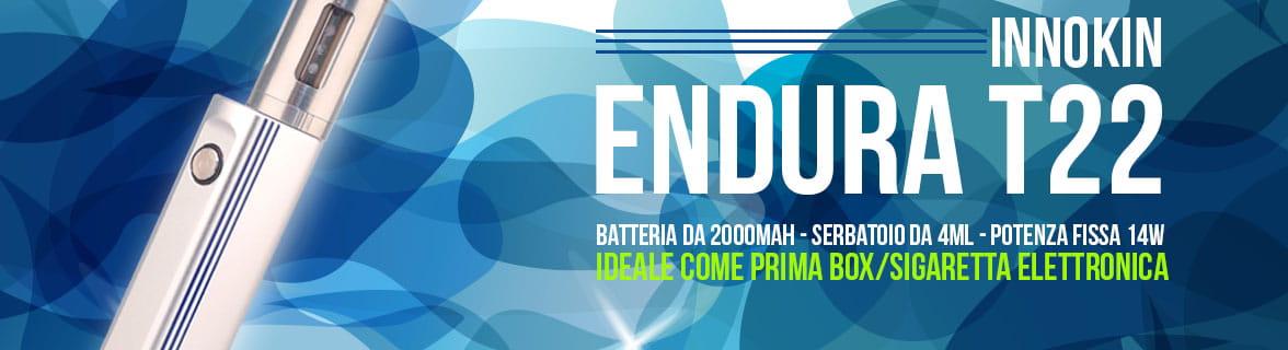 Innokin Endura T22 sigaretta elettronica