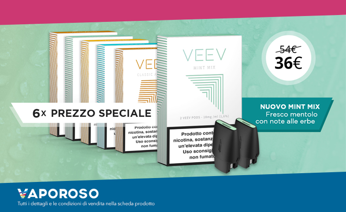 Nuovo Mint Mix - VEEV