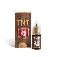Liquido TNT Vape Shot Bacco