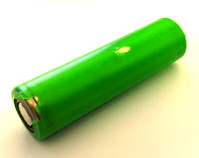 batterie litio danneggiata