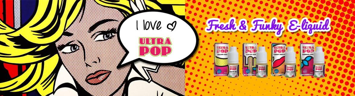 Ultrapop Liquidi per sigaretta elettronica